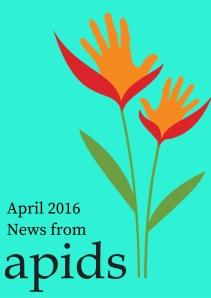 Apids April newsletter